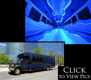 Arlington Party Bus Rental Company Limousine